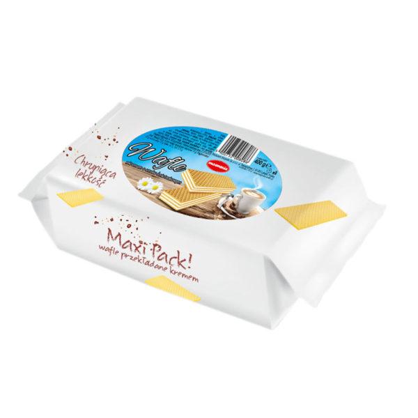 Maxi Pack - Cremewaffeln mit Sahnegeschmack