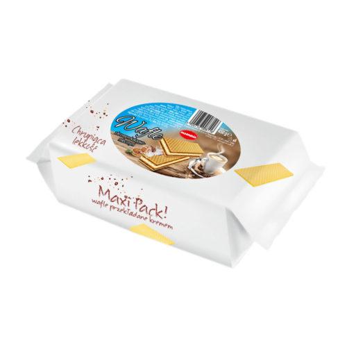 Maxi Pack - Waffeln mit Kakao und Sahnegeschmack
