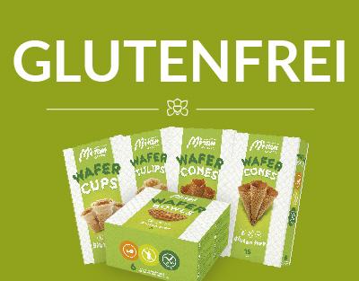 glutenfreie waffeln
